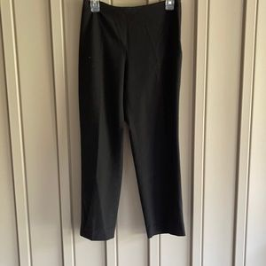 Talbots Black Dress Pants size 6